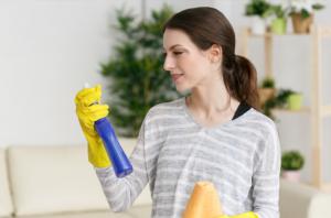 jak vyčistit plisé žaluzie